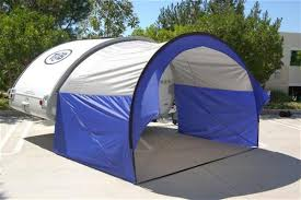 Rear Awning Teardrop Trailer Tents U0026 Shelters Teardrop Shop U2013 Tagged