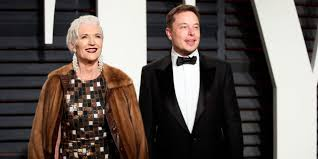 elon musk family how maye musk s parenting helped produce a family of entrepreneurs