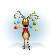 reindeer ornaments royalty free stock images image 5982519