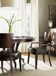 hooker dining room furniture kensington place beverly glen round dining table lexington home