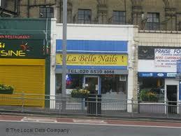 la belle nails on lea bridge road nail salons in leyton london