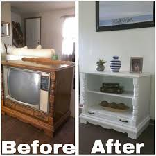 repurposed furniture ideas tv cabinet 46 best tv upcycle images on pinterest salvaged furniture
