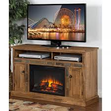Design For Oak Tv Console Ideas Interesting Design Rustic Fireplace Tv Stand Skillful Ideas Oak Tv