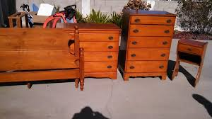 Solid Maple Bedroom Set Value Of Vermont Solid Rock Maple Bedroom Set Pics Attached