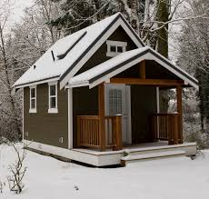 tiny house plans on wheels of wood or a modern design and make