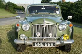 rover p4 110 1964 sold 1000 south western vehicle auctions ltd