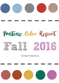 pantone color report fall 2016 weddings wedding dj wedding