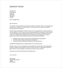 effective cover letter format teacher cover letter template 8 free word pdf documents