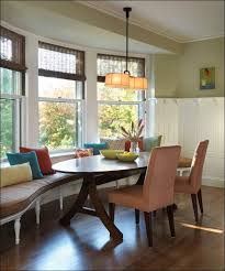 furniture magnificent upholstered kitchen banquette dining