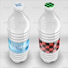 7 water bottle label templates free samples examples format