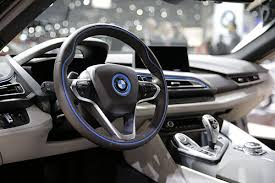I8 Bmw Interior Bmw I8 Spyder Convertible May Be On The Way Csmonitor Com