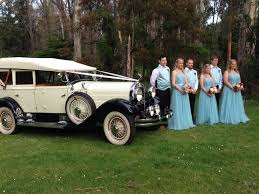 vintage cars sherbrooke hire vintage cars wedding cars emerald easy weddings