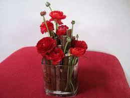 Vase Pour Composition Florale Table Creation Florale Simple Art Floral Cours Initiation