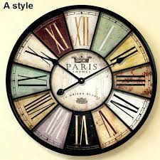 wall clocks canada home decor retro wall clocks for sale retro wall clock blue wall clock yellow