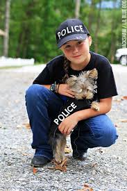 Halloween Costumes 9 Boys Diy Police Costume 9 Dog Halloween Costume