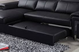 Three Seater Sofa Bed Black 3 Seater Leather Sofa Bed Okaycreations Net