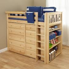 Bunk Bed With Storage Storage Cool Loft Bed Plans Also Cool Loft Bedrooms Plus Cool