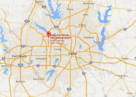 map of dallas fort worth dallas fort worth international airport baggage auctions baggage