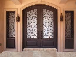 Exterior Doors Pittsburgh Wrought Iron Doors Building Material