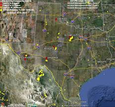 Texas Wildfire Danger Map by Texas Fire Map My Blog