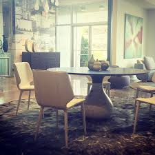 roche bobois aqua table enjoying the view this morning rochebobois chairs by flickr