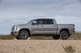 tundra truck facelifted toyota tundra revealed at chicago show motoring