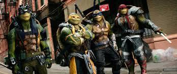teenage mutant ninja turtles shadows movie review
