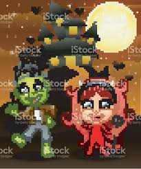 halloween background vertical free halloween background with happy evil and frankenstein stock