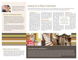 tri fold u2013 free real estate agent brochure brochures ready