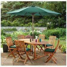 Patio Tablecloth by Interior Patio Umbrella Stand Wicker Rattan Outdoor Furniture