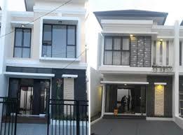 desain rumah lebar 6 meter project perumahan lebar 6 5 m dan 5 5 meter di jakarta jasa