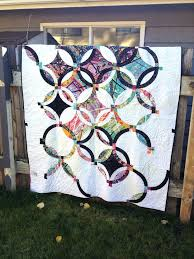 wedding ring quilt for sale antique wedding ring quilts for sale tag wedding ring