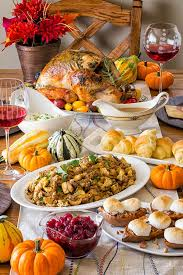 2017 thanksgiving menu and prep guide for stress free hosting
