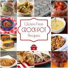 gluten free crock pot recipes crock pot ladies