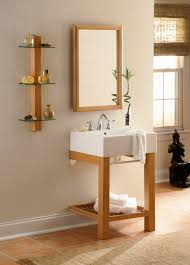 decolav 2550 wall mounted lavatory console with rectangular