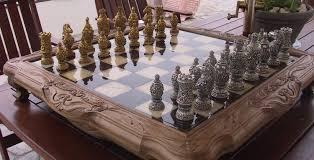decorative chess set greatest decorative chess sets decoration cool unique luxury art