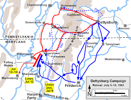 Civil War States Map Battle Of Boonsboro Wikipedia