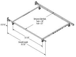 King Size Bed Frame Width How Wide Is A Size Bed Frame Bed Frame Katalog 39b7ce951cfc