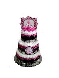 items similar to 3 layer zebra sweet safari print pink and black