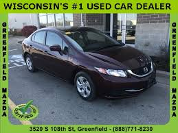 honda civic for sale wi used honda civic for sale in milwaukee wi edmunds