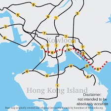 Create A Map Route by Route 6 Hong Kong Wikipedia