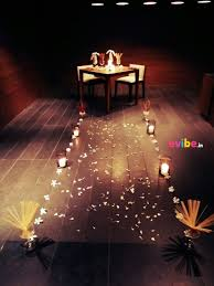 Candle Light Dinner Book Exclusive Candle Light Dinner For Special One Near Poolside
