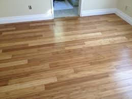 compared to bamboo laminate flooring