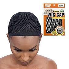 model model crochet hair model model wig cap with combs crochet for braiding