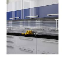 Glass Backsplash For Kitchen Azul Riviera Glass Backsplash Imagio Glass Design
