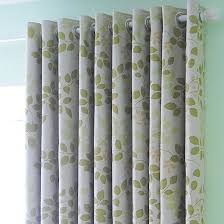 Curtains On Sale Country Green Leaf Blackout Thermal Printing Curtains Buy