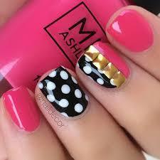 35 cute nail designs for short nails nail art simple and new