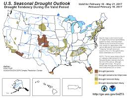 Arizona Spring Training Map by February Weather Summary And Spring Outlook Panhandle Agriculture