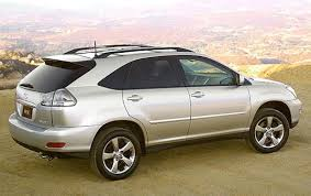 lexus suv 350 2007 lexus rx 350 information and photos zombiedrive