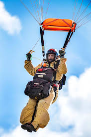 Alberta Wildfire Fitness Test by Into The Fire Training Elite Smokejumpers Who Parachute Into